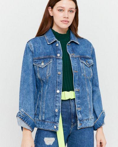 Джинсовая куртка - голубая Tally Weijl