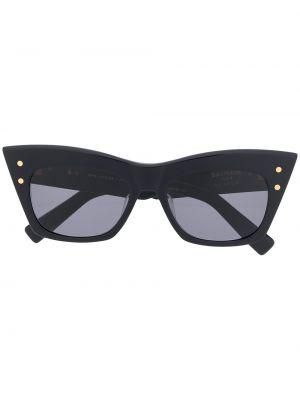 Синие муслиновые солнцезащитные очки Balmain