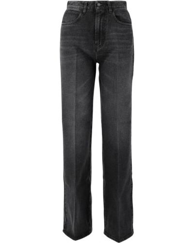 Czarne mom jeans Ami Paris