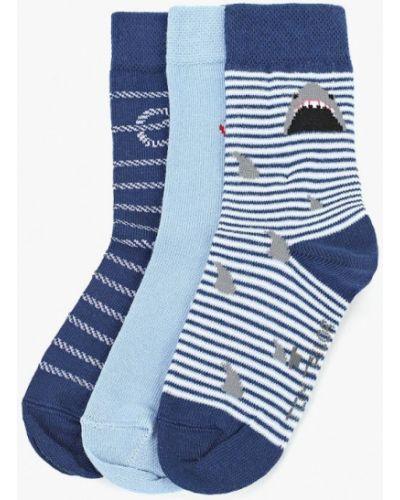 Носки синие Tom Tailor