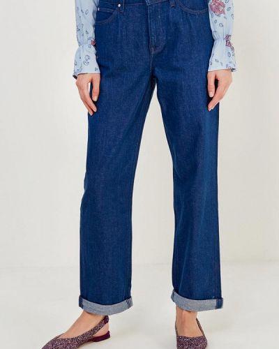 Расклешенные джинсы широкие Lee