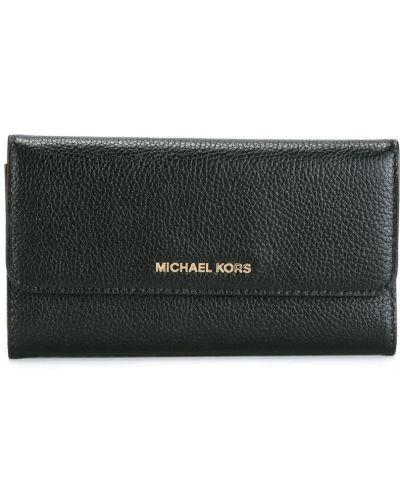 Кошелек кожаный Michael Michael Kors
