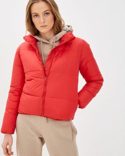 Утепленная куртка - красная Leotex