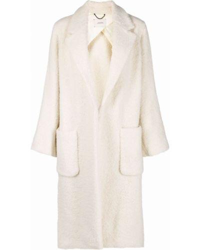 Белое пальто на пуговицах Dorothee Schumacher