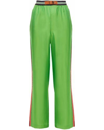 Spodnie z wiskozy - zielone Rag & Bone