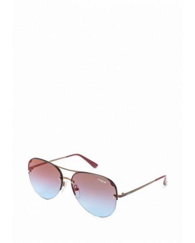 Солнцезащитные очки авиаторы Vogue® Eyewear