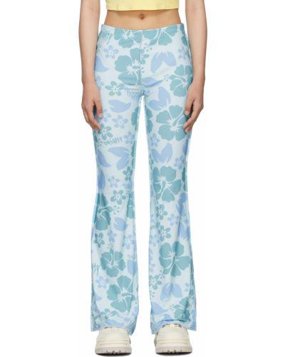 Niebieskie spodnie bawełniane O'mighty