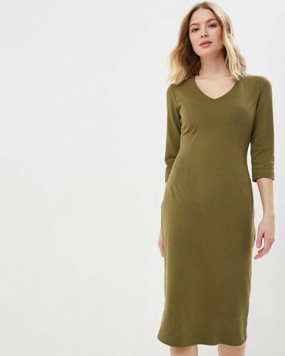 Платье - зеленое Shelter