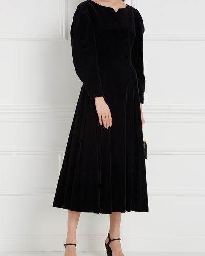 Платье винтажная со вставками Laura Ashley Vintage