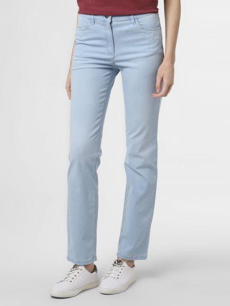 Niebieskie spodnie Zerres