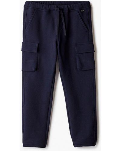 Синие спортивные брюки Il Gufo