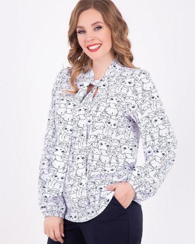 Блузка с принтом Diolche