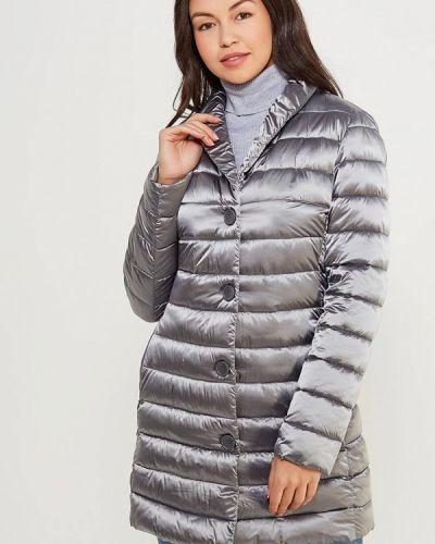 Серая утепленная куртка Conso Wear