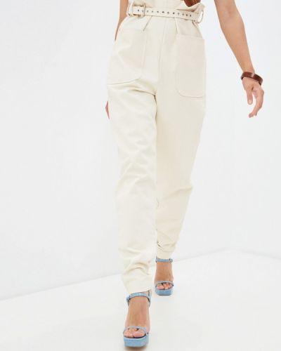 Повседневные бежевые брюки Theone By Svetlana Ermak
