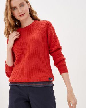 Красный свитер Bergans Of Norway