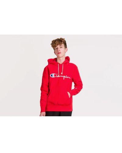 Bluza dresowa - czerwona Champion
