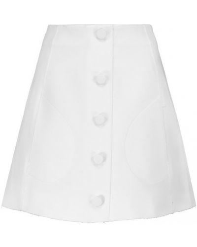 Biała spódnica Khaite