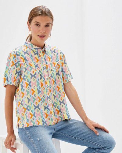 Блузка с коротким рукавом осенняя индийский Wrangler