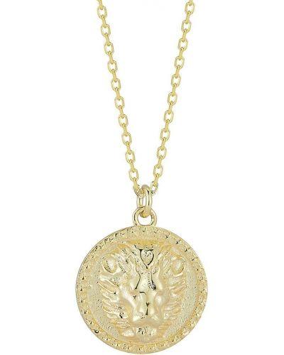 Medalion srebrny Chloe & Madison