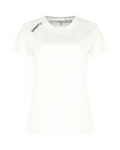 Белая футболка Craft
