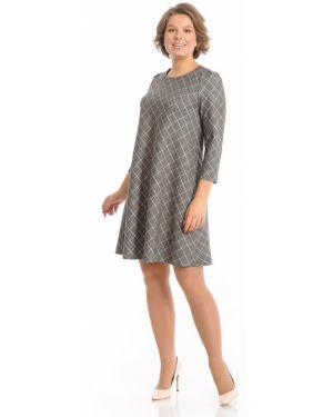Платье в клетку платье-сарафан Merlis