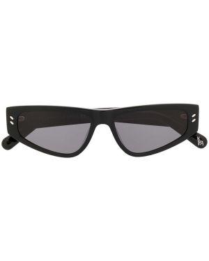 Черные солнцезащитные очки Stella Mccartney Kids