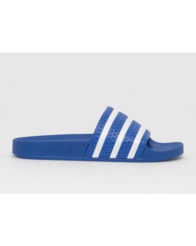 Niebieskie sandały Adidas Originals