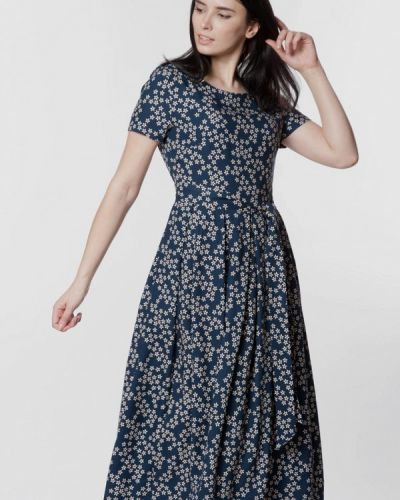 Платье - синее Arber