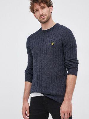 Шерстяной свитер Lyle & Scott