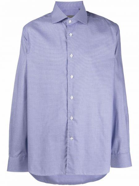 Рубашка с длинным рукавом - белая Corneliani