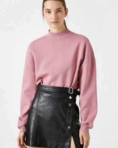 Розовый свитшот Koton