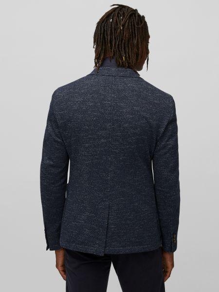Классический пиджак с карманами с воротником с вырезом Marc O'polo