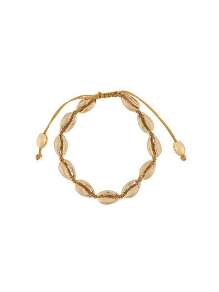Złota bransoletka ze złota Tohum