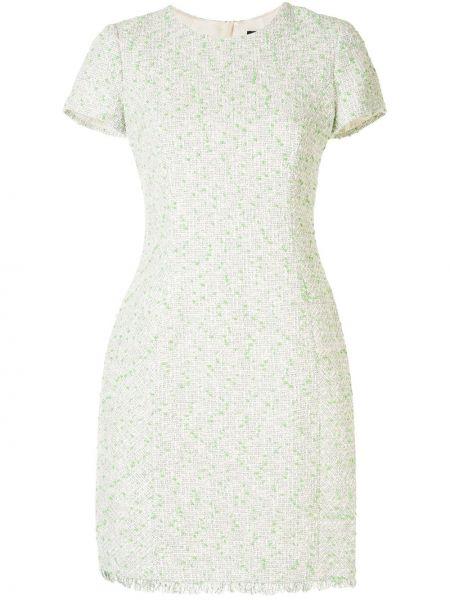 Платье мини букле твидовое Paule Ka