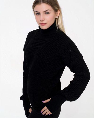Черный свитер Nataclub