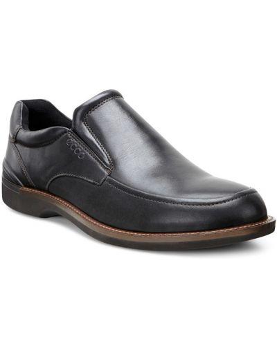 Туфли без шнуровки текстильные легкие Ecco