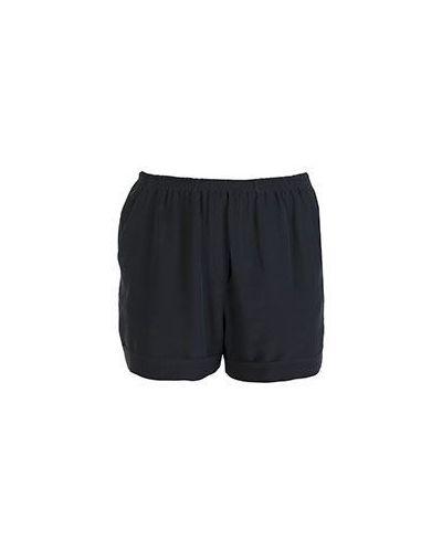 Черные шорты летние Nude