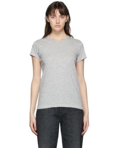 Bawełna bawełna koszula z krótkim rękawem z kołnierzem krótkie rękawy Rag & Bone