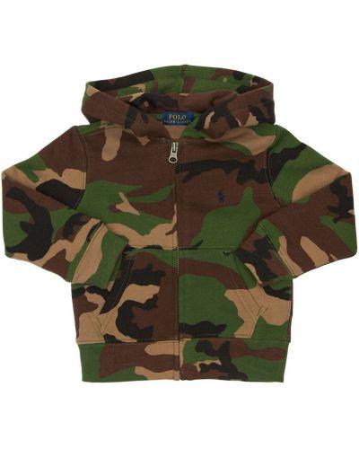 Bluza, zielony Ralph Lauren