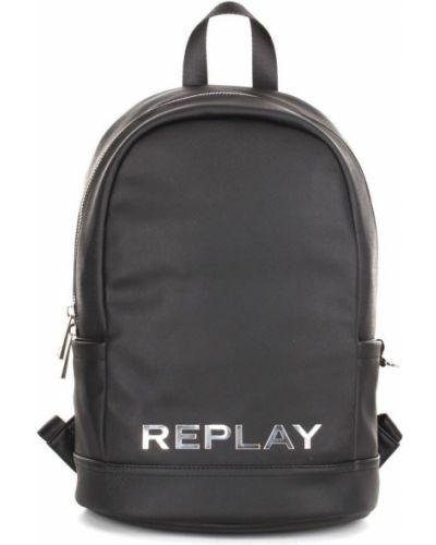 Plecak - czarny Replay