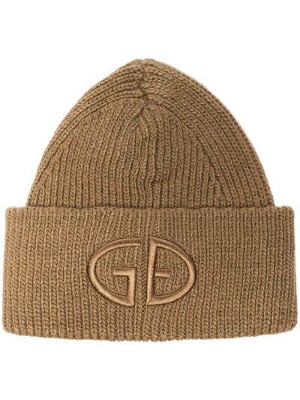Трикотажная шапка бини Goldbergh