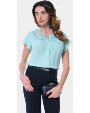 Блузка - бирюзовая Genevie