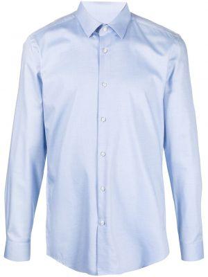 Klasyczna koszula, niebieski Boss Hugo Boss