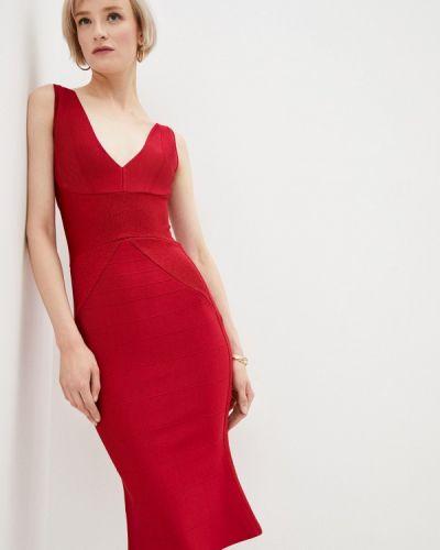 Вечернее платье - красное Marciano Los Angeles