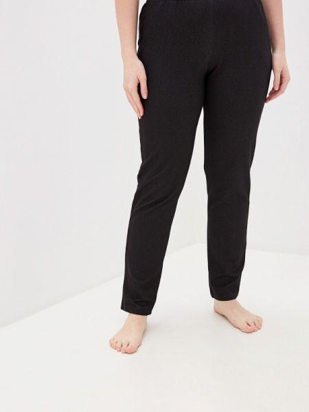 Домашние черные брюки Лори