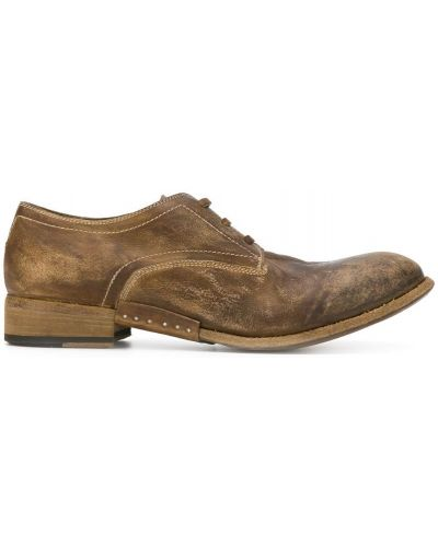 Туфли на шнуровке Artselab