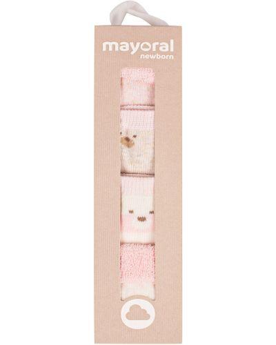 Белые хлопковые носки Mayoral