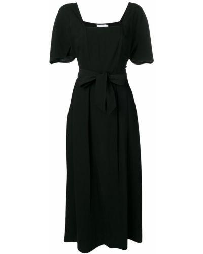 Платье мини с вырезом с квадратным вырезом Calvin Klein