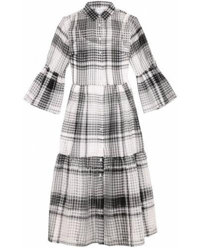 Платье платье-рубашка на пуговицах Sara Roka