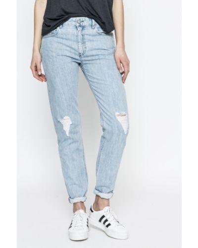 Прямые джинсы с нашивками с карманами Diesel